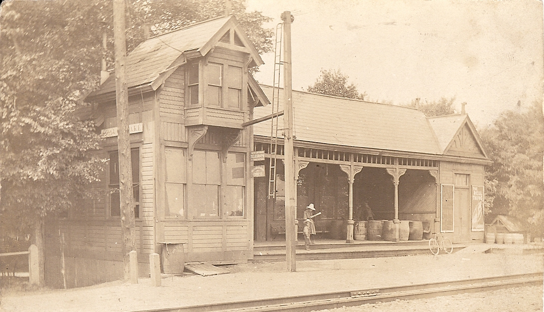 Geauga Lake Depot
